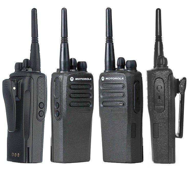Обзор современной модели рации Motorola DP1400
