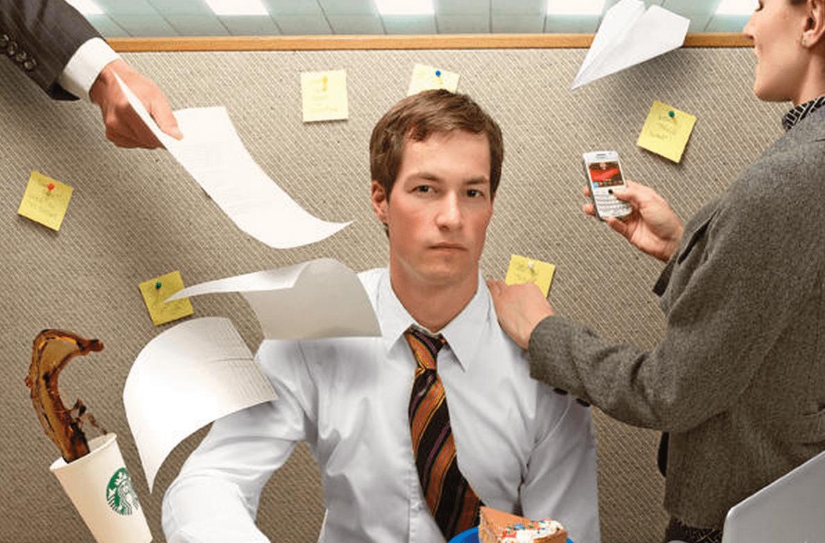 Узнайте 5 способов сосредоточиться на работе