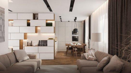 Модный ремонт квартиры под ключ для заказчика: stroyhouse.od.ua