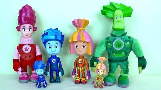 Большой выбор игрушек и игр для детей