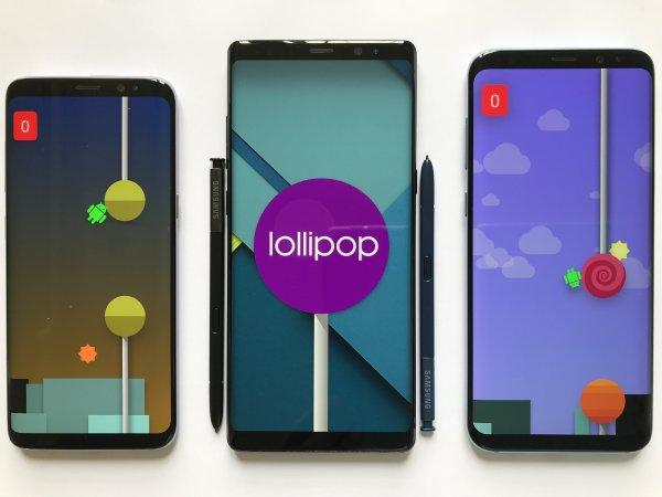Смартфоны на Android могла взломать простая картинка
