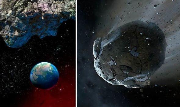 Ученые NASA: К Земле на огромной скорости летит 450-метровый астероид