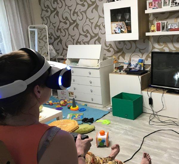Виртуальная реальность против аутизма: VR спасла людей с нервными расстройствами от фобий