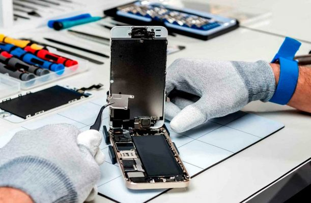Где отремонтируют Iphone XS c гарантией