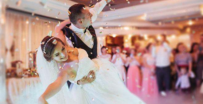 Как заказать свадьбу в Москве