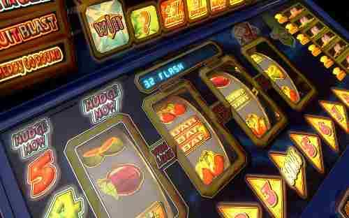 Игра в Вулкан казино: Fruit Cocktail 2