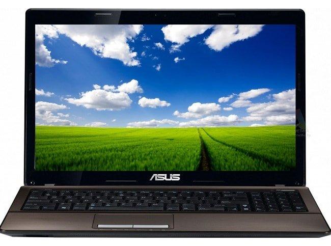Полный обзор ноутбука Asus K53S