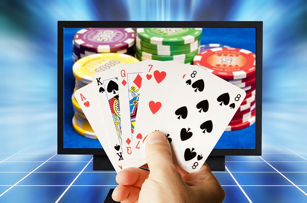 Игра в казино онлайн на рубли