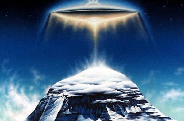 Уральский уфолог обнаружил в Антарктиде инопланетный корабль