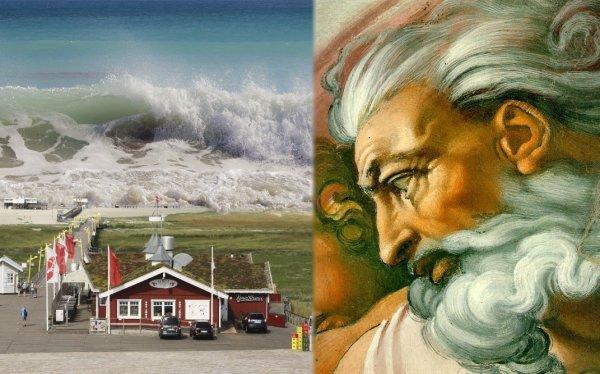 Новый всемирный потоп: Нибиру послал Бог, чтобы спасти Землю от ядерной войны
