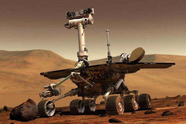 Опубликованы финальные снимки марсохода Opportunity