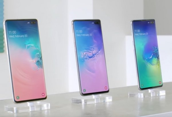 Легко и просто: Хакер взломал самую надежную систему защиты Samsung Galaxy S10