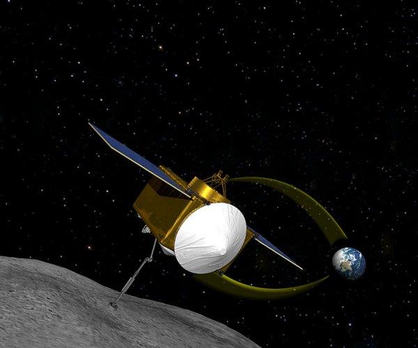 NASA доставит на Землю капсулу с загадочной пылью «астероида судного дня»
