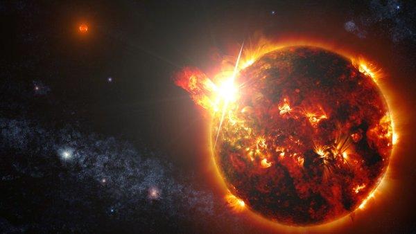 Конец близок?! Зафиксированы три мощнейшие вспышки на Солнце