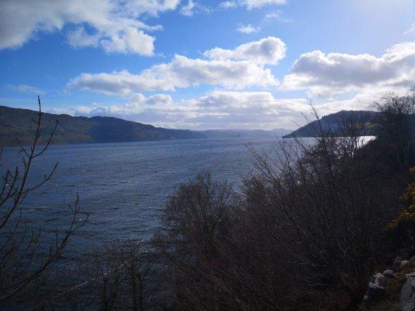 Шотландия бьет тревогу: Лох-несское чудовище вновь показалось на поверхности озера