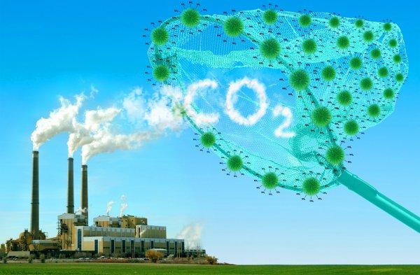 Глобальное потепление переживет только Европа: в Швейцарии построили приборы для удаления углекислого газа из атмосферы