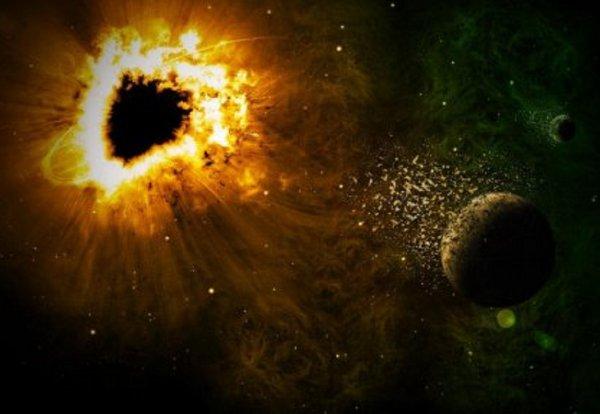 Млечный Путь «подавился» Нибиру: Извержение черной дыры в центре Галактики может означать гибель Планеты Х