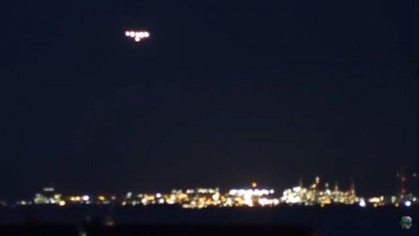 Пришельцы готовятся к войне?: В 2019 году в США и России участились появления НЛО