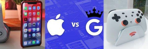 Жалкая пародия: Google Stadia победил игровой сервис от Apple ещё до запуска
