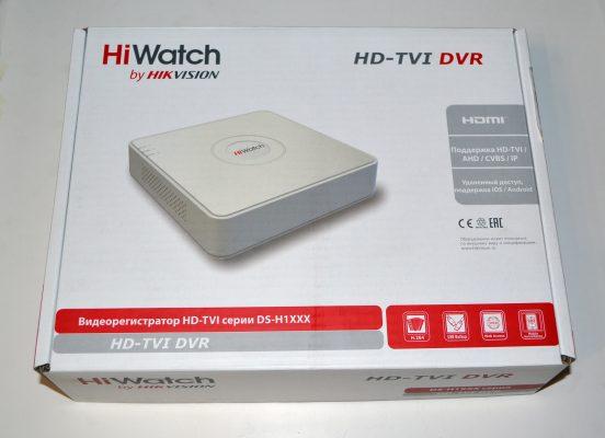 Качественные видеорегистраторы от бюджетного производителя «Hiwatch» уже в России