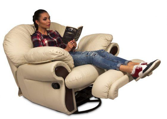 Купить мягкие кресла и кресла реклайнеры недорого