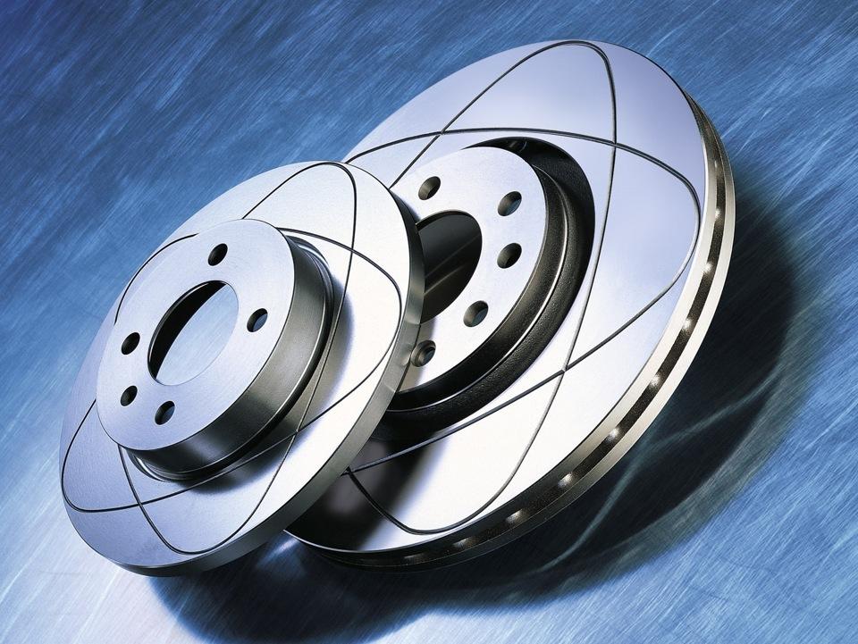 Подбор тормозных дисков и колодок