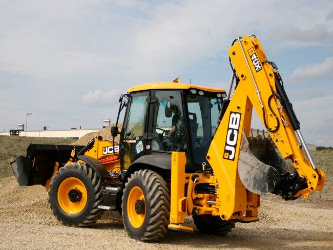 Новый JCB 4CX по цене от производителя