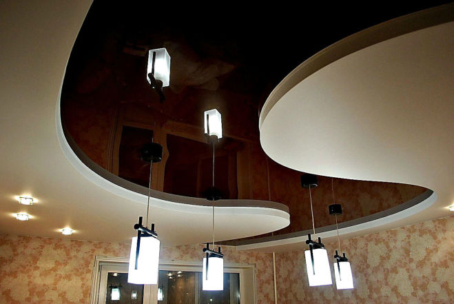Качественные натяжные потолки по приемлемой цене