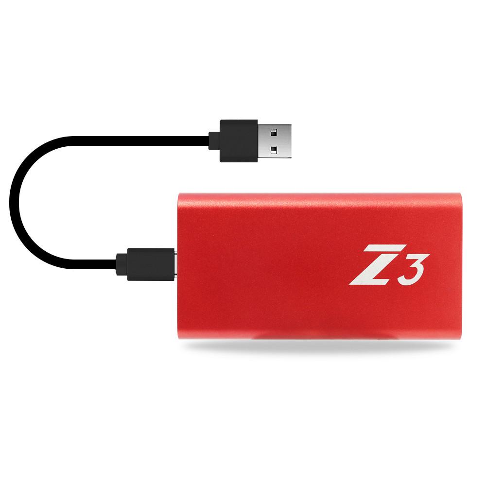 Обзор и отзыв на твердотельный внешний накопитель KingSpec Z3 512 GB