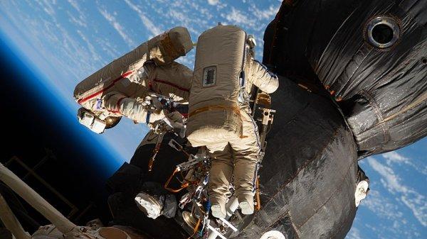 Отличники в деле: Космонавты Кононенко и Овчинин готовы проделать стыковку МКС и «Прогресса» вручную