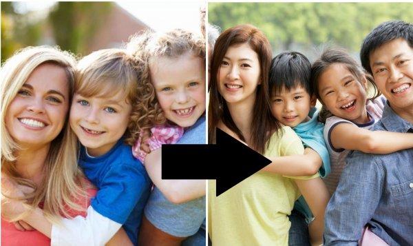 Бывшие европейцы: Происхождение азиатских предков выяснили учёные