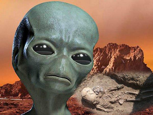 Разведчики красной планеты? Найденные на Филиппинах останки не принадлежат человеку – Уфологи