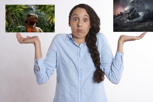 Кого нашли? Уфологи ополчились против представивших отпечатки динозавров учёных