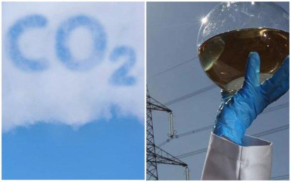 Топливо из воздуха? Финские учёные нашли способ превращать углекислый газ в энергию
