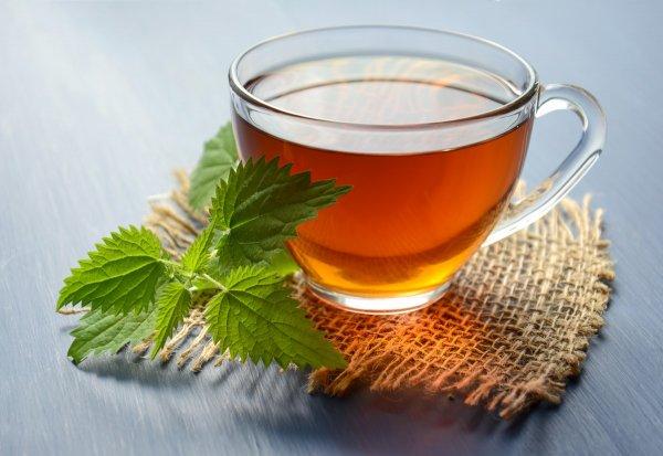 Чай без сахара поможет похудеть в области живота