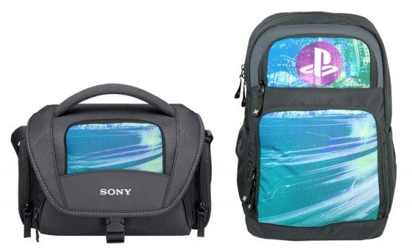 Умные рюкзаки Sony будут контролировать человечество в будущем
