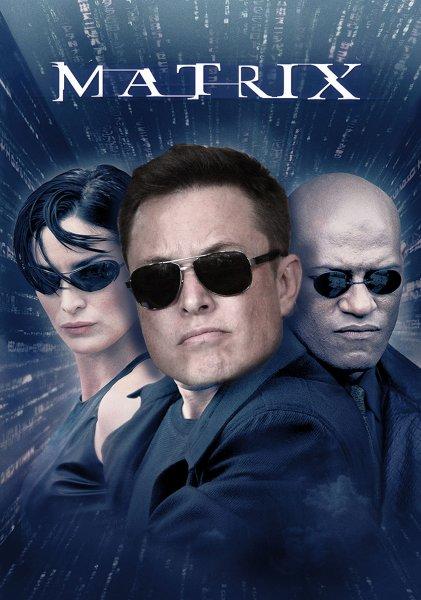 Илон Маск решил не бороться с Матрицей, а возглавить её