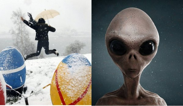 Морозы и сильный снег: Приближение Нибиру на Пасху вызовет аномальную погоду