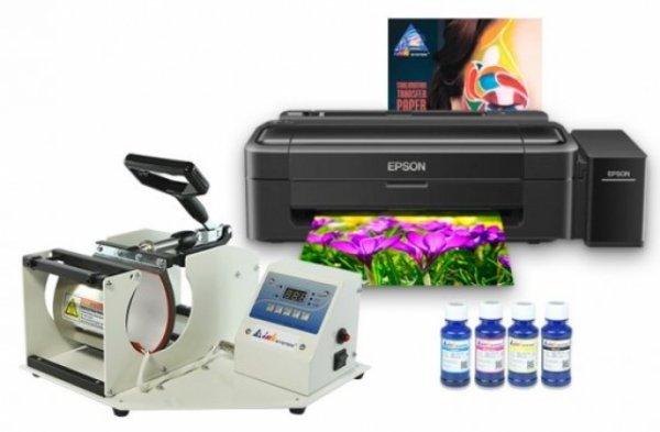 Сублимационная печать — прибыльное дело