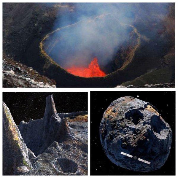 Земля скажет спасибо: NASA собирается добывать железо на астероиде