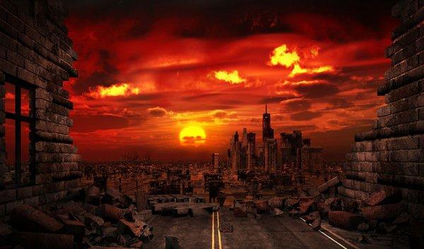4 мая Земли не станет: Нибиру и полнолуние спровоцируют природный Апокалипсис
