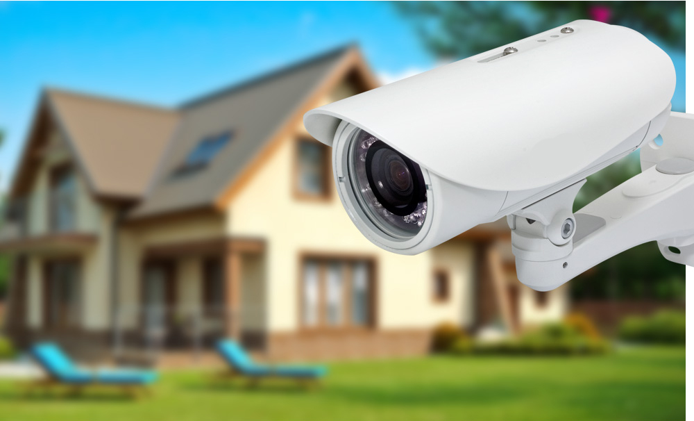 Современная система безопасности - видеонаблюдение