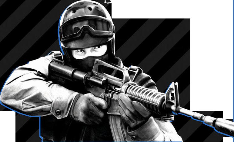 Популярная игра - Counter Strike1.6 скачать бесплатно