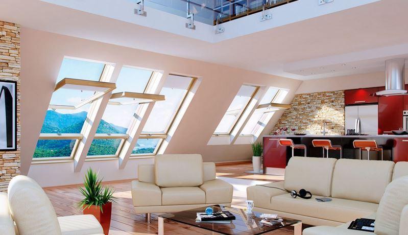 Мансардные окна – комфорт и уют в каждом доме