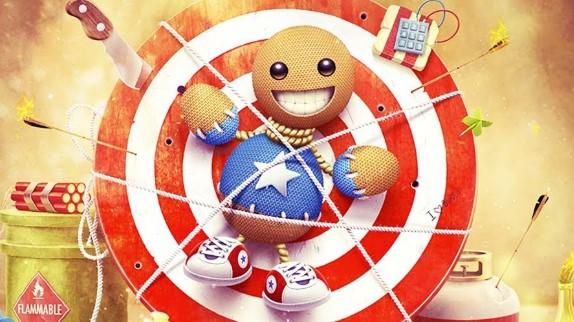 Обзор антистресс-игры Kick the Buddy: Выпусти пар!