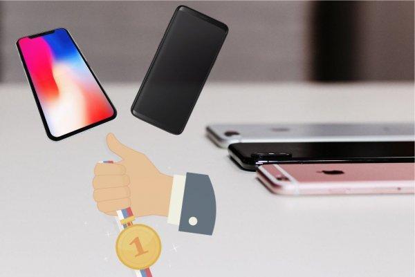 Самые популярные смартфоны 2018: Рейтинг ТОП-10