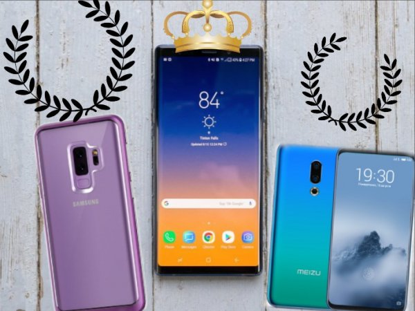 Специалисты назвали Samsung самым популярным смартфоном апреля