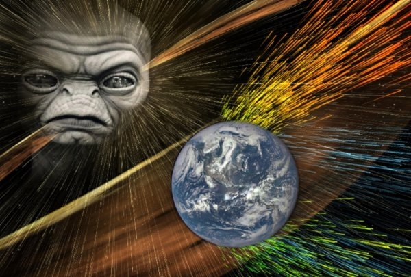 Захват Земли начался: Учёные зафиксировали мощнейшую магнитную бурю за последние несколько лет