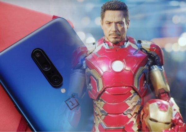 OnePlus «воскресила» Железного человека для рекламы смартфона