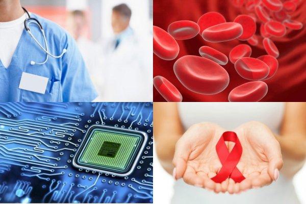 Учёные создали микрочип, который ищет в крови раковые клетки